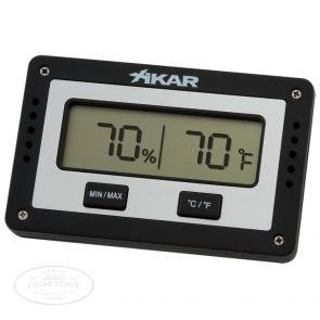 Xikar Digital Rectangular Hygrometer [CL0719]-www.cigarplace.biz-24